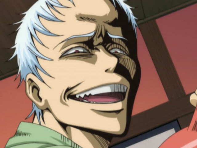 Gintama Troll Face YES