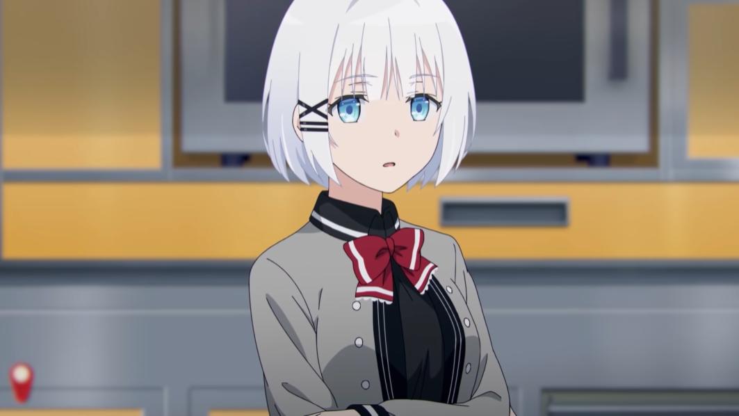 El gran detective Siesta investiga el misterio de un avión vacío en una escena del próximo anime televisivo El detective ya está muerto.