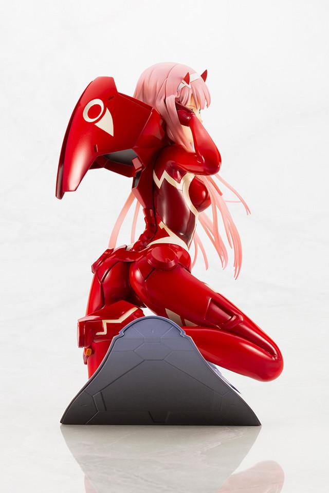 Crunchyroll - Kotobukiya Previews Darling in the Franxx ...