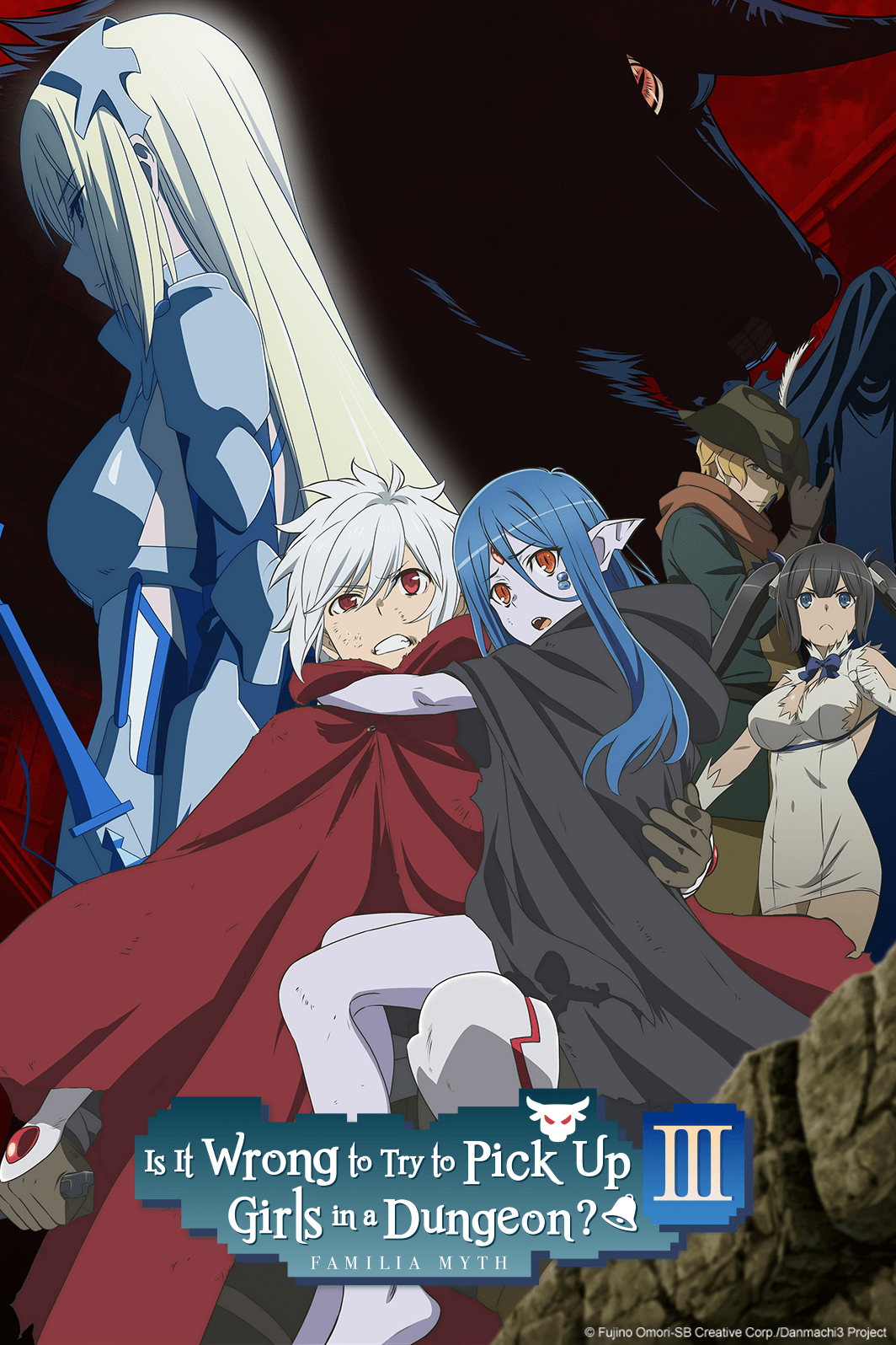 Is It Wrong to Try to Pick Up Girls in a Dungeon? III