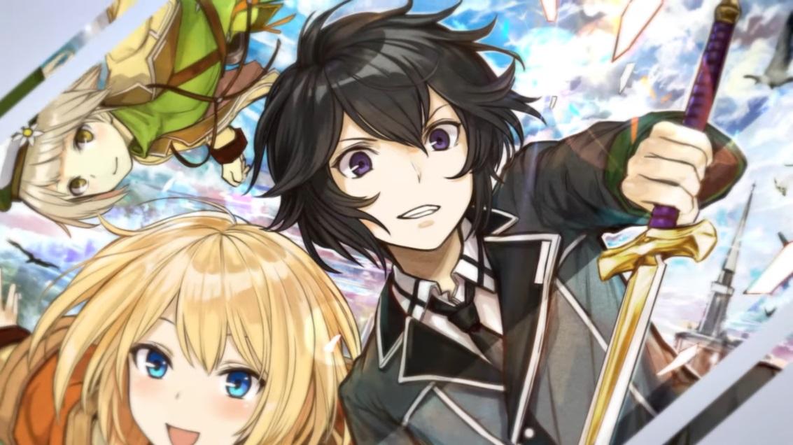 Una imagen de banner para el próximo anime de televisión Shikkakumon no Saikyokenja, con los personajes principales ilustrados por Fuuka Kazabana.