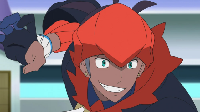 Pokémon Journeys: The Series - Roy