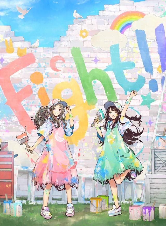Anison Duo ClariS поет о принцессе Кагуе в ожидании любви в новом лирическом видео
