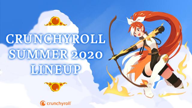 Crunchyroll Summer 2020 Spotlight