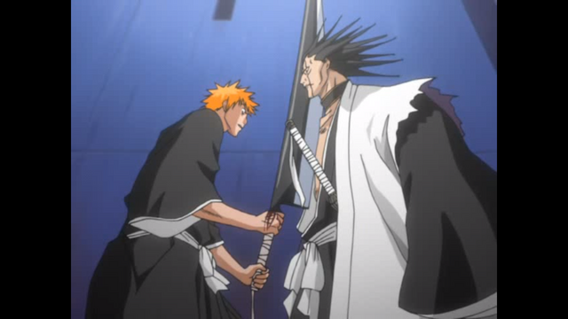 Bleach, Ichigo vs. Kenpachi