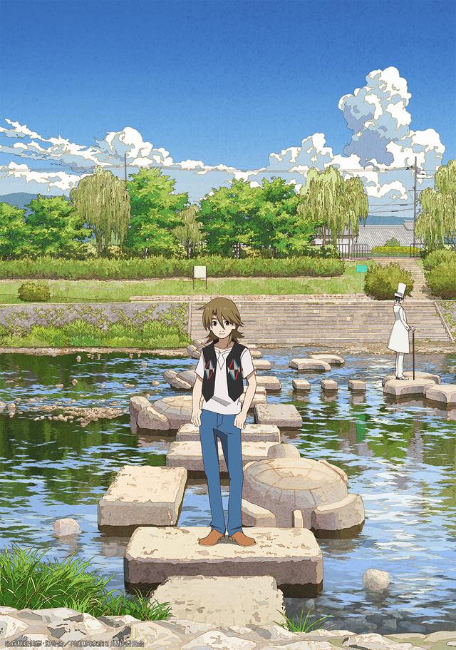 577e116b6e7a5108c17e20adc0d87bc91474159956 full Key visual và PV đầu tiên cho anime Uchouten Kazoku 2