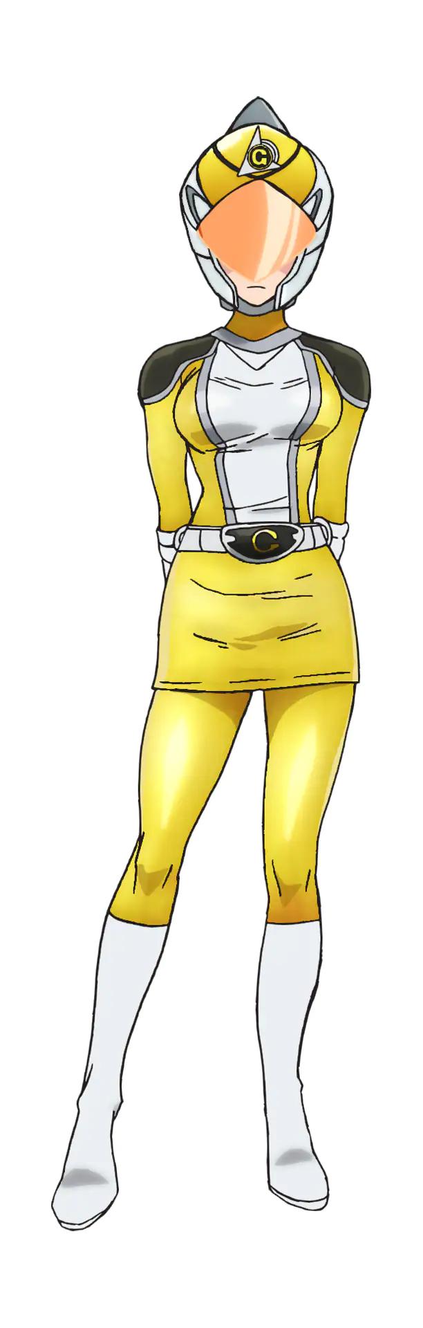 Gelato amarillo