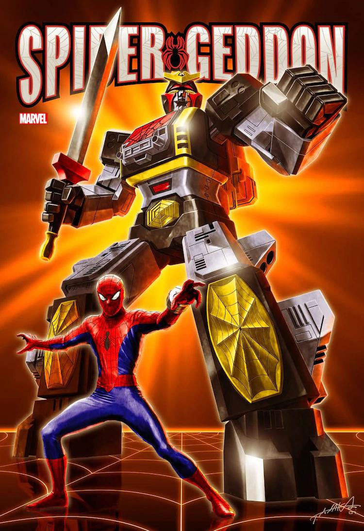 Spider-Geddon: Operaciones encubiertas