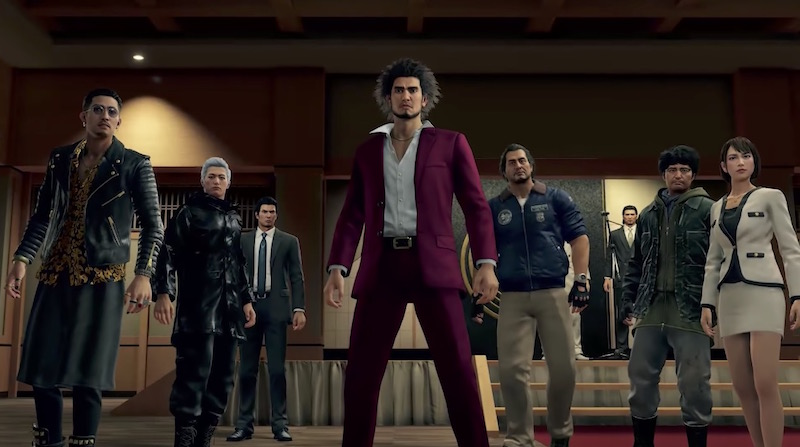 Yakuza: Like a Dragon launch dates