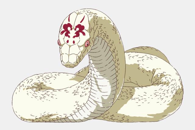 ヌシの大蛇_キャラクタービジュアル
