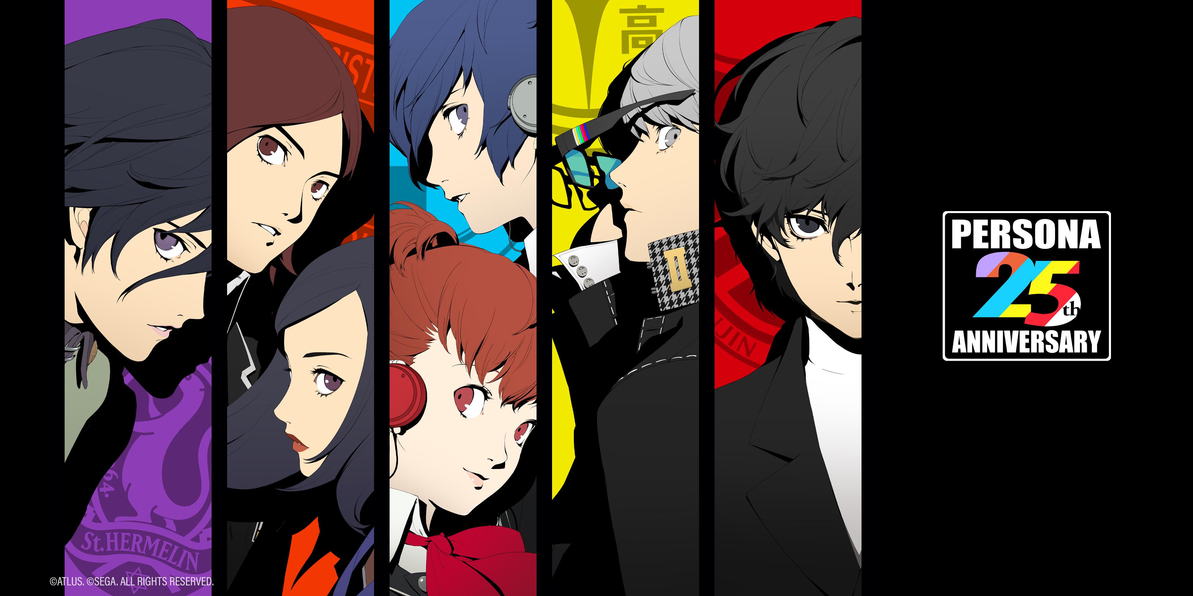 Persona's 25th anniversary