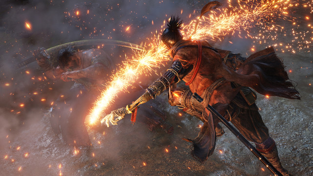 Dark Souls' FromSoftware Reveals Sekiro: Shadows Die Twice Game