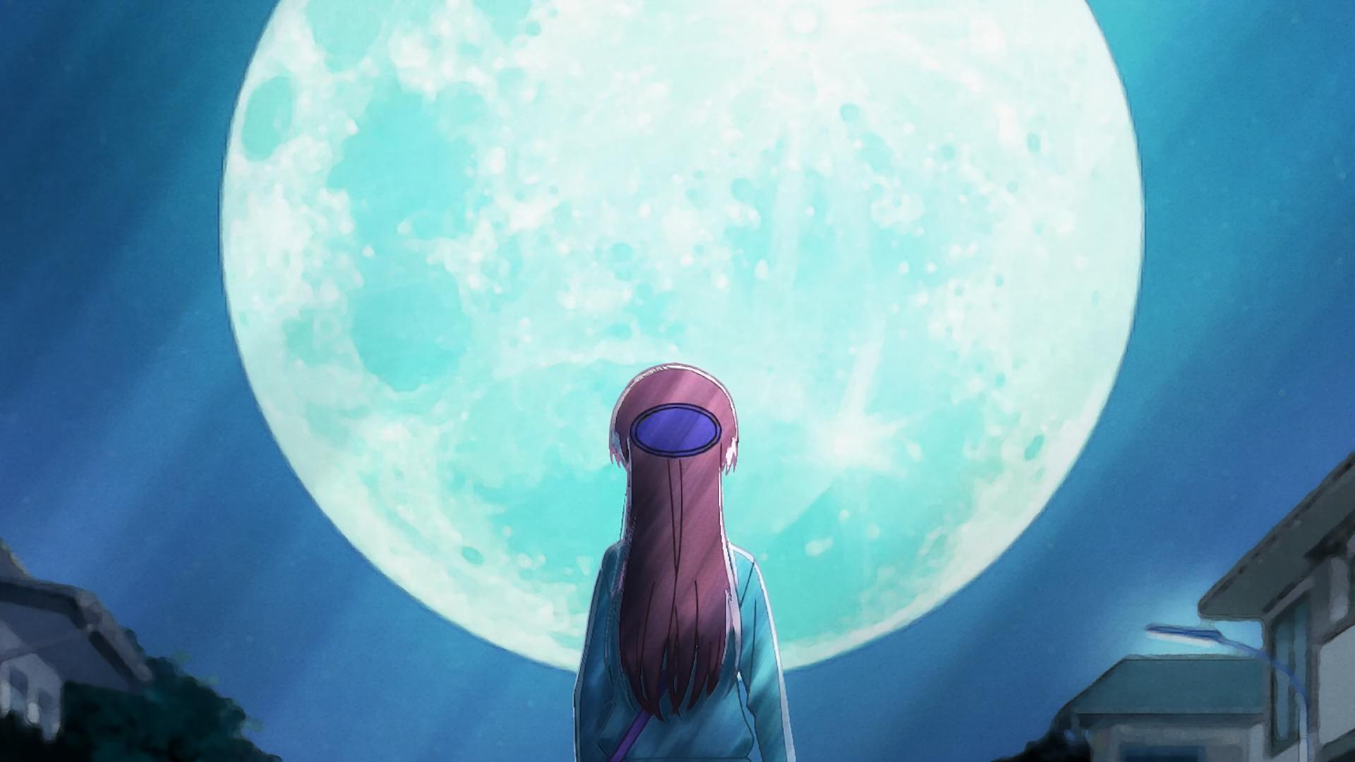 Tsukasa se encamina hacia la luna, TONIKAWA
