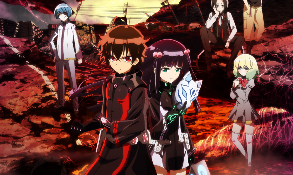 Anime de Twin Star Exorcists