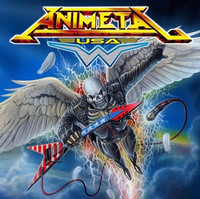 Animetal USA A Heavy Metal Unit That Specializes In Covers Of Anime And Tokusatsu Themes Announced Yesterday The Song List For Their Highly