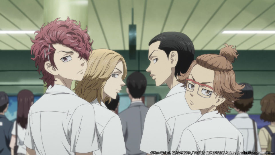 #QUIZ: Which Character From Tokyo Revengers Are You Most Like?