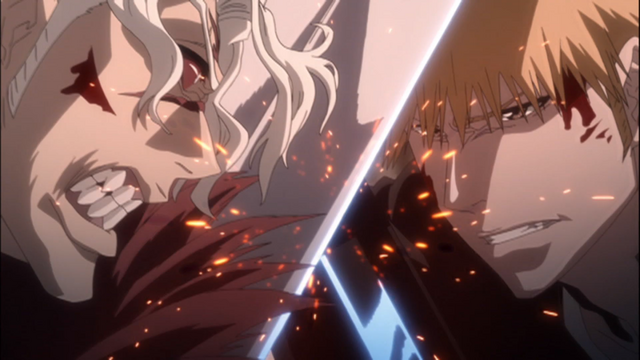 Bleach, Ichigo vs. Ginjo
