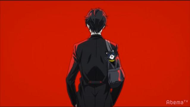 Persona 5 Royal trailer screen