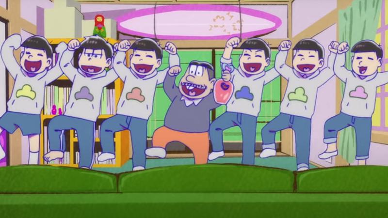 The lads of Mr. Osomatsu