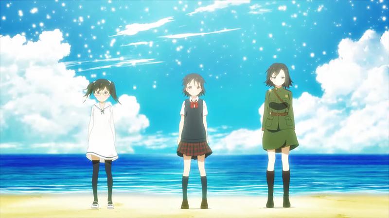 Adaptación del anime Gekidol