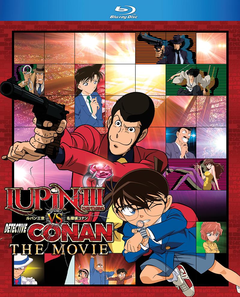 Lupin contra el detective Conan