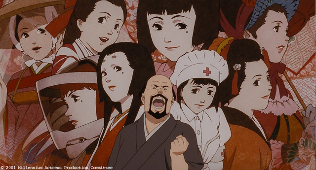 Millennium Actress hero