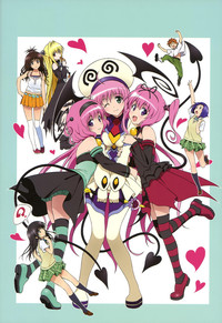 Motto To LOVE-Ru Library