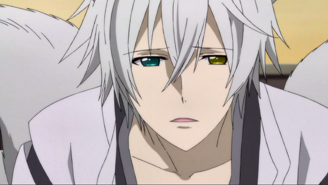 Characters Images Silver Pigstruction: Silver Hair Anime Characters