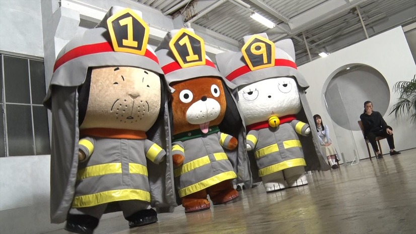 Fire Force 8th Scientific Research Team
