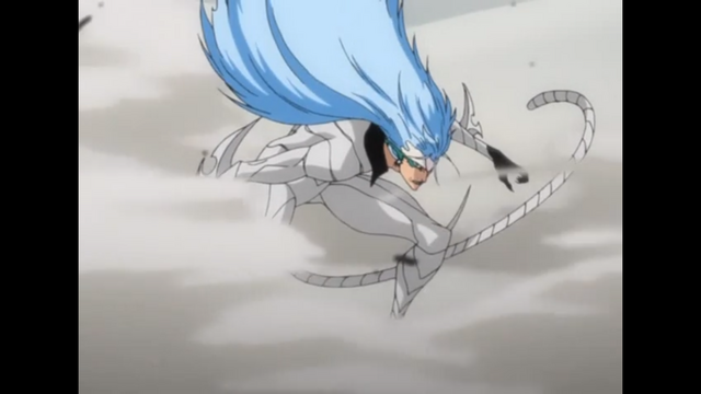 Bleach, Ichigo vs. Grimmjow