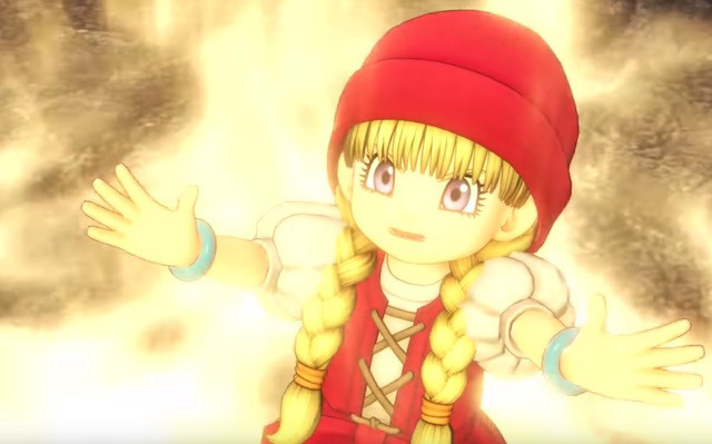 Echoes of an Elusive Age Character Trailer Released — Dragon Quest XI