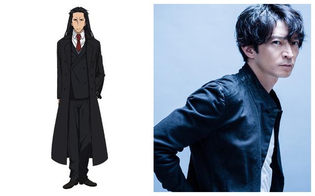 Kenjiro Tsuda como Hakuto Kunai (Akira Ouno)