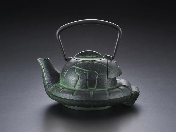 Zaku kettle