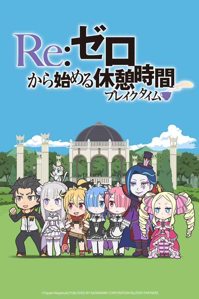 Re:ZERO -Starting Life in Another World- Cortos