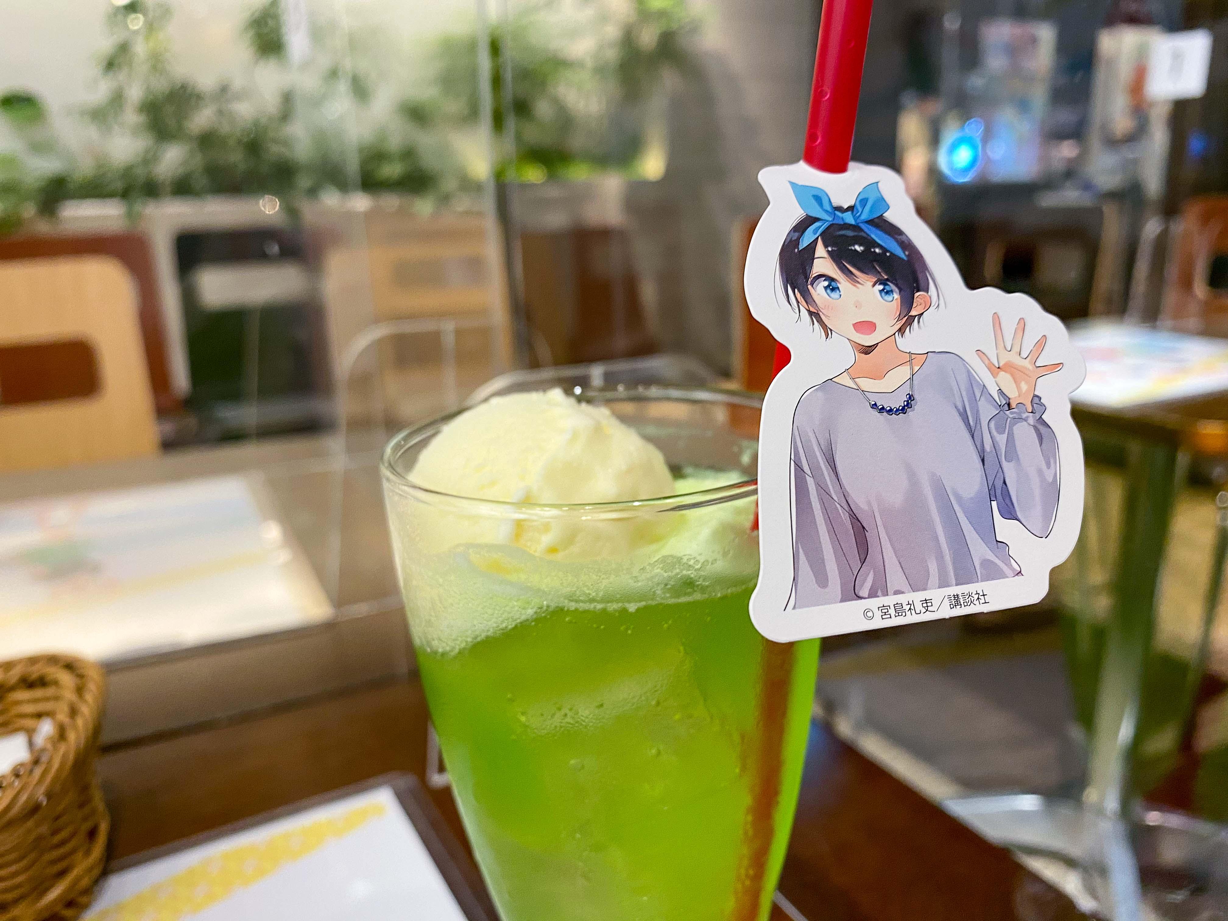 Rent-a-Girlfriend Cafe