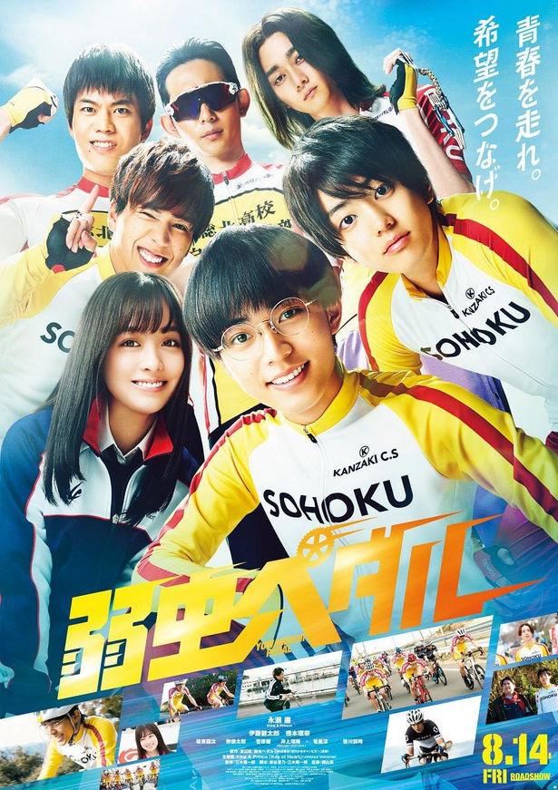 Filme live-action de Yowamushi Pedal