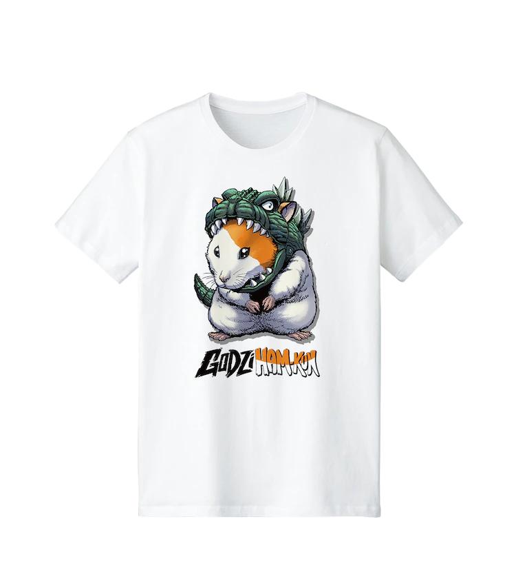 Godziham-kun shirt - realistic