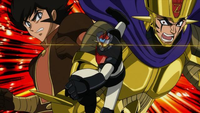 Crunchyroll - How Go Nagai Reinvented Three Different Anime