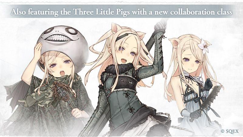 Three Little Pigs/Replicant
