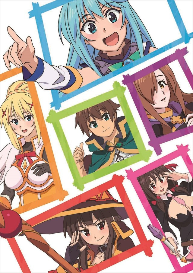 Crunchyroll Konosuba Cast And Crew Come Back For More Crazy Capers