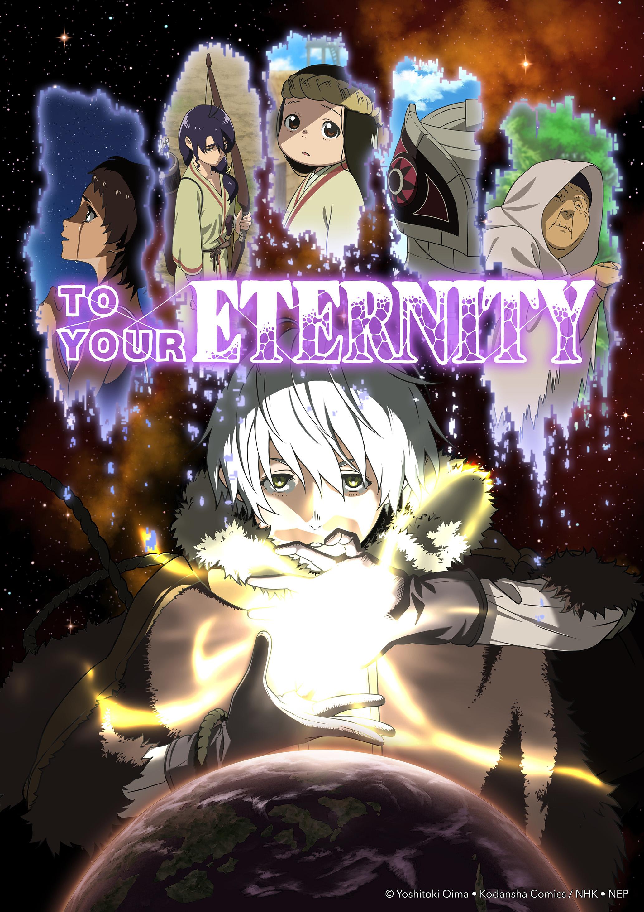 A tu eternidad