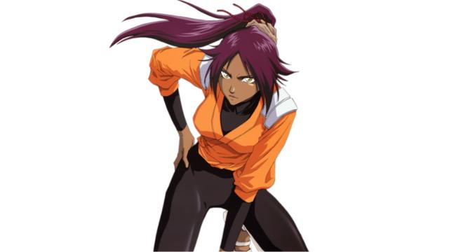 Yoruichi Shihouin, Bleach