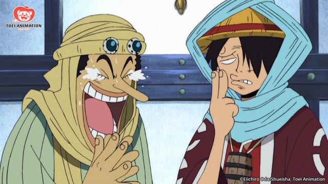 Crunchyroll - The 10 Funniest Long-Running Gags in One Piece