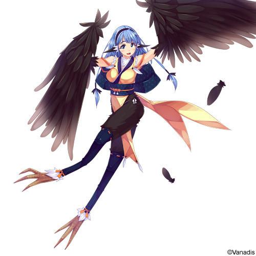 Who Is Best Harpy? (pictures Below