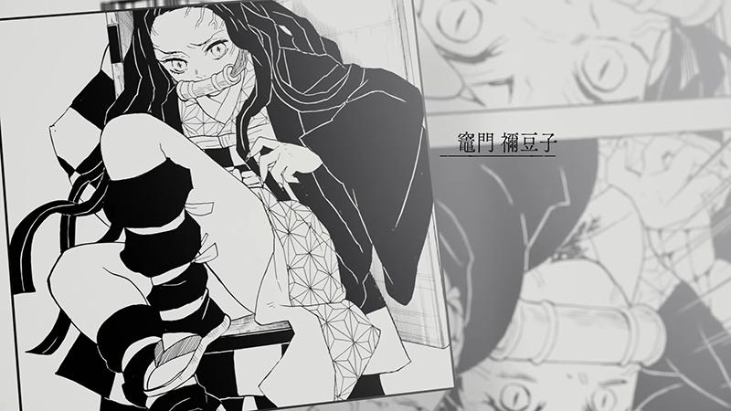 Nezuko de Demon Slayer: Kimetsu no Yaiba