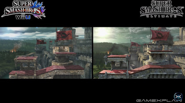 Crunchyroll - See How Super Smash Bros  Ultimate's Stages
