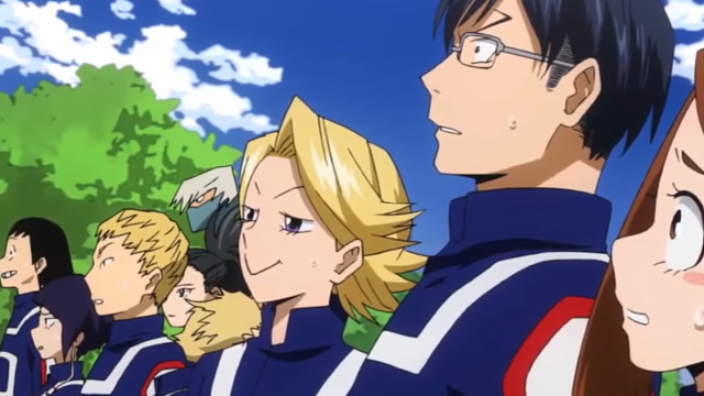 Class 1A in My Hero Academia