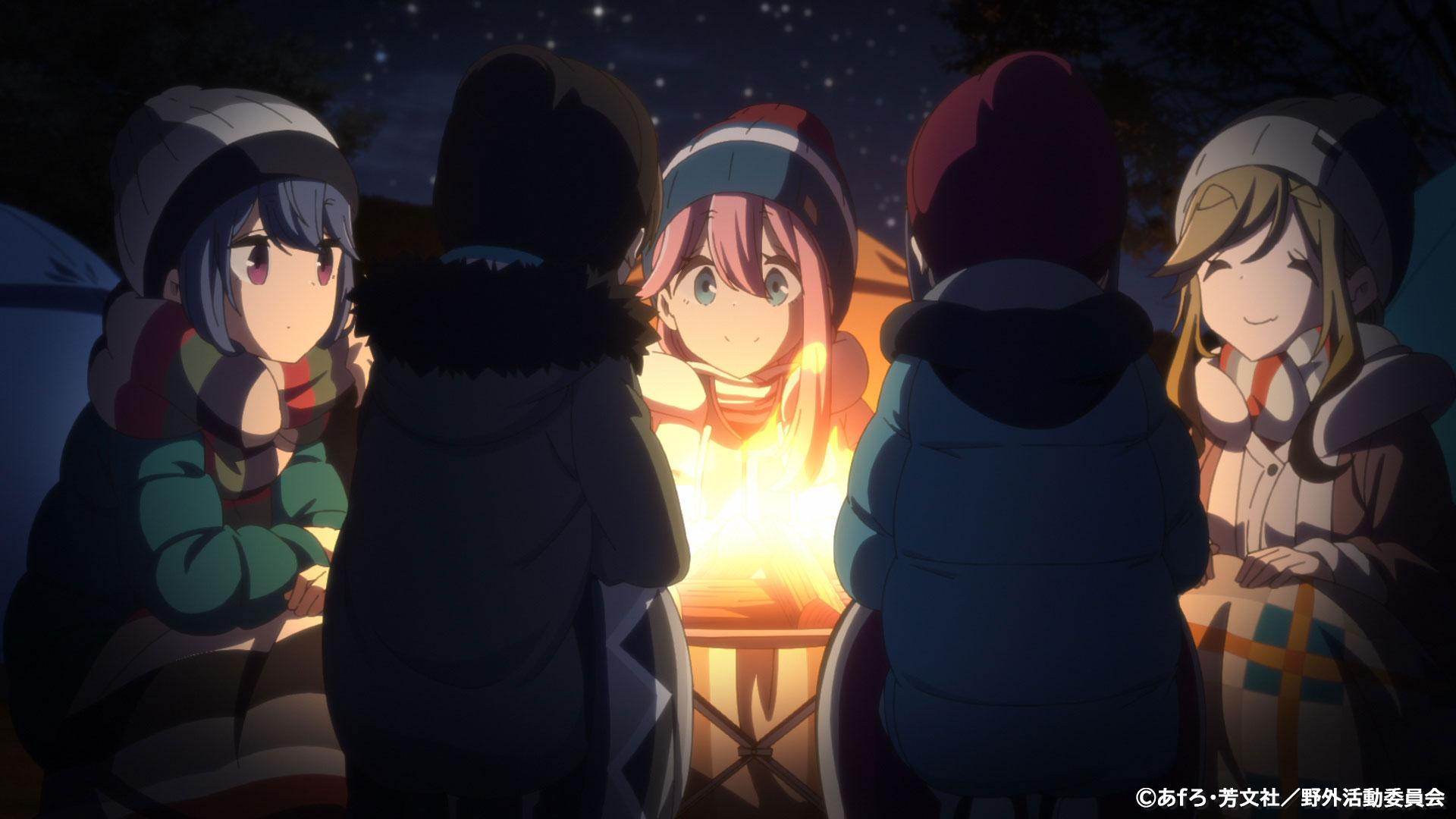 CAMPAMENTO DESCANSADO TEMPORADA 2 OVA