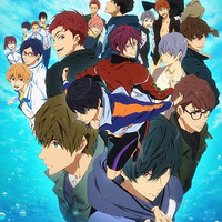 Best Summer 2020 Anime Crunchyroll   All New Free! Anime Film Takes the Plunge in Summer 2020