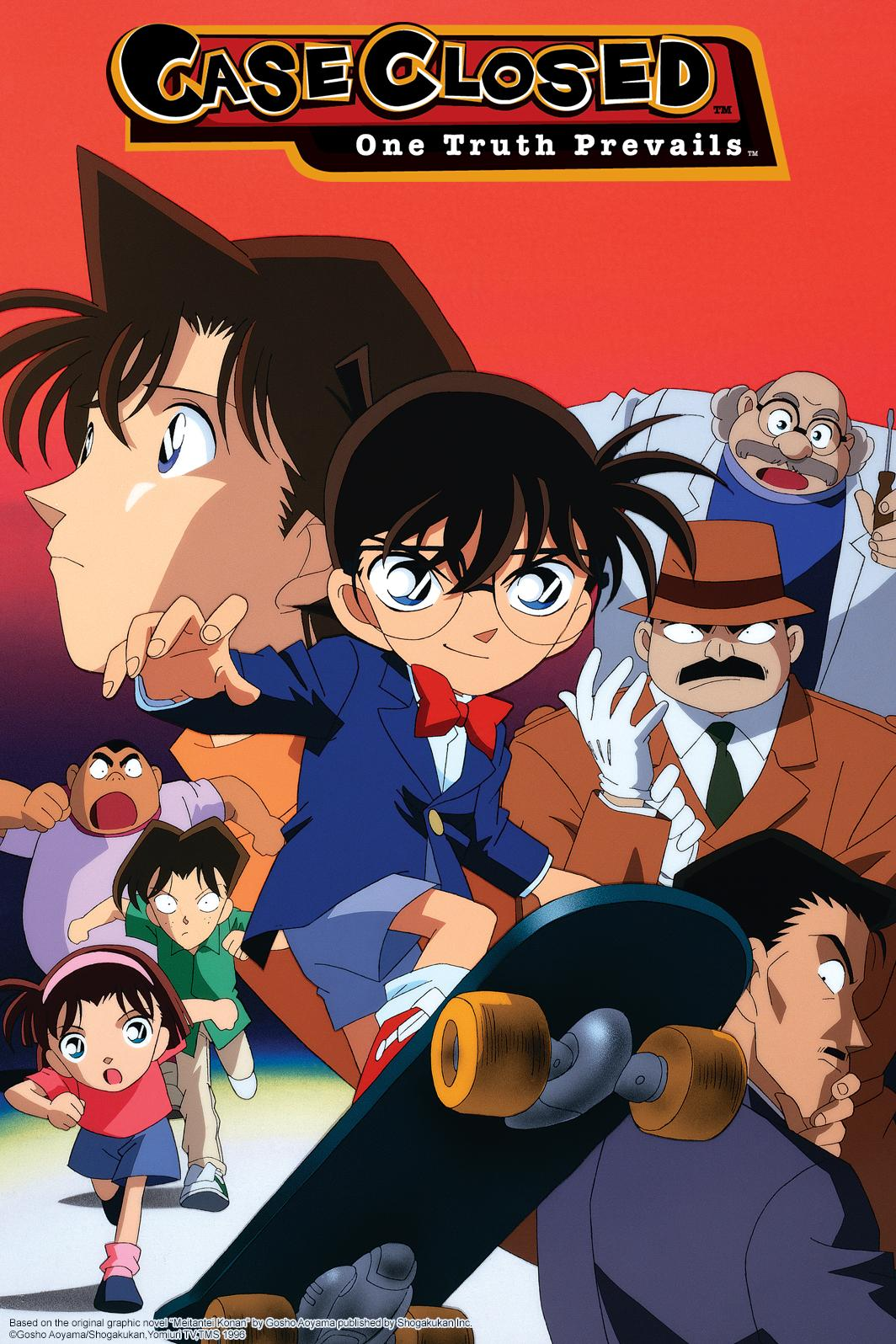 Case Closed - Watch on Crunchyroll